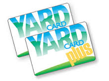 Yard Card available at Ultimate Golf Carts